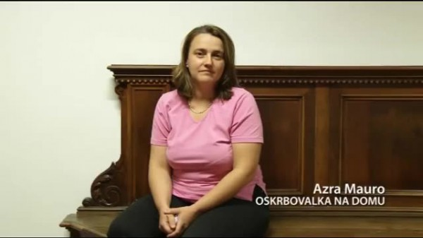 Azra Mauro - NPK 'Socialna oskrbovalka na domu'