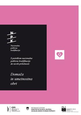 Domača  in umetnostna  obrt (PDF)