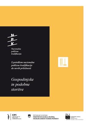Gospodinjske  in podobne  storitve (PDF)
