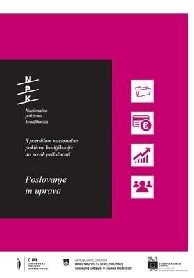 Poslovanje in uprava (PDF)