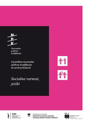 Socialna varnost, jeziki (PDF)